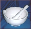 Mortar with pestle Size XL